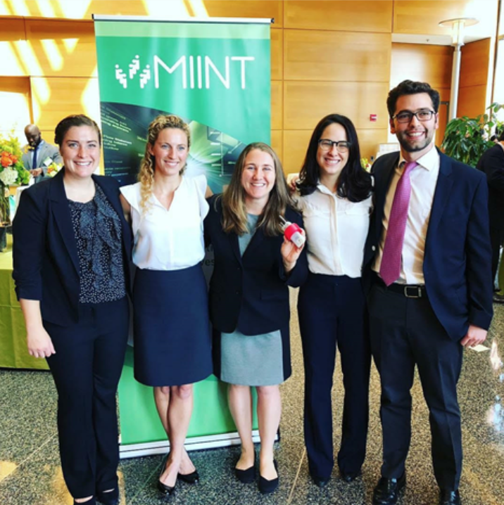 STORMSENSOR™ TEAM WINS $50K AT THE NATIONAL MIINT COMPETITION!