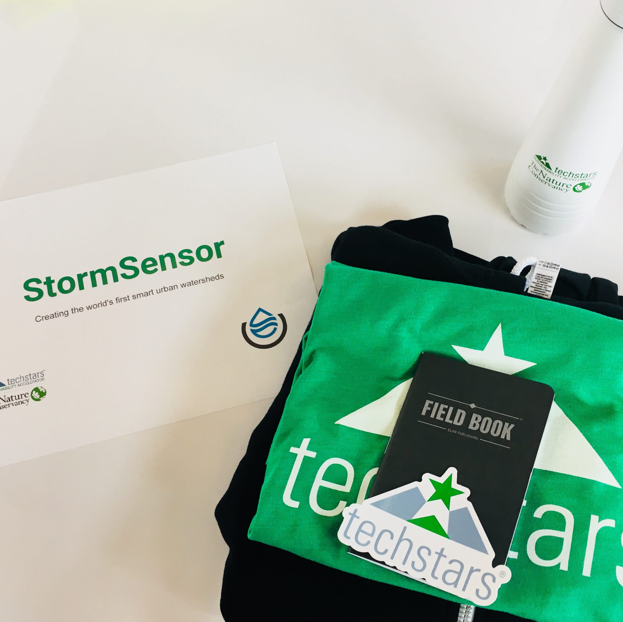 STORMSENSOR JOINS TECHSTARS SUSTAINABILITY