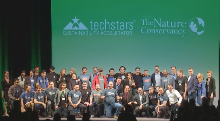 TechStars +The Nature Conservancy Demo Day