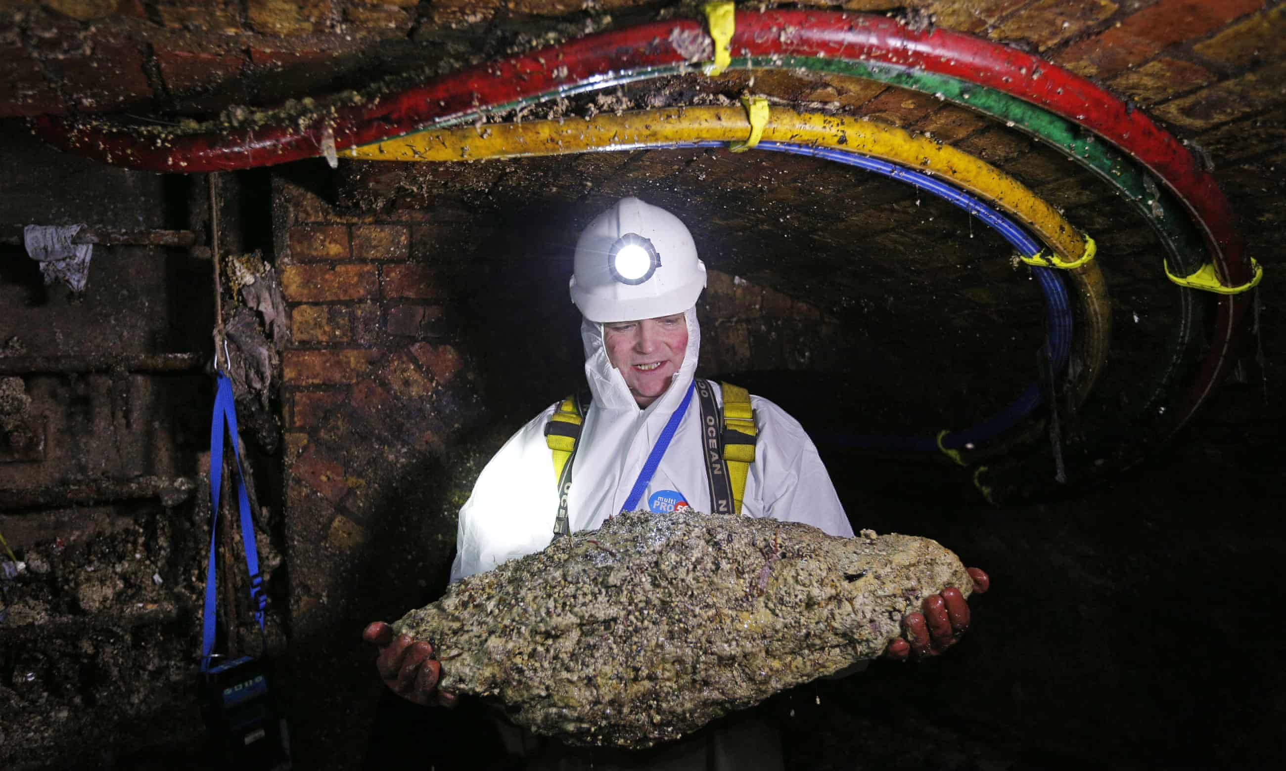 Fatbergs and the City